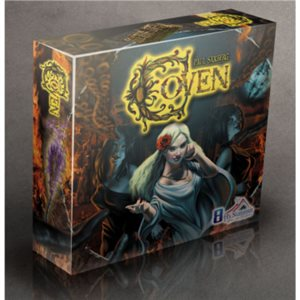 Coven Board Game