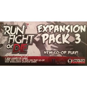Run Fight Or Die Expansion #3