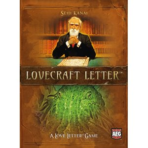 Lovecraft Letter *July 19 release