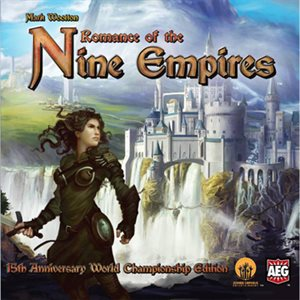 Romance of the Nine Empires: Romance Of The Nine Empires