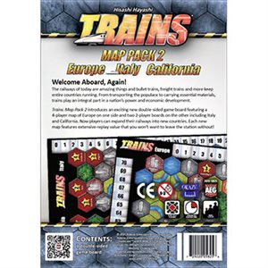 Trains Map Pack 2