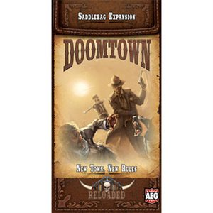 Doomtown: Reloaded:  New Town New Rules