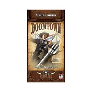Doomtown: Reloaded:  Election Day Slaughter
