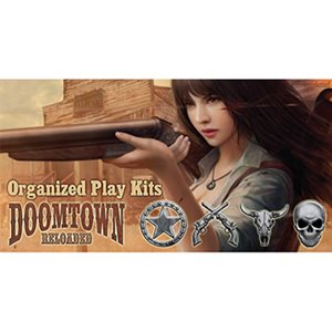 Doomtown: Reloaded:  Organized Play Kit 2