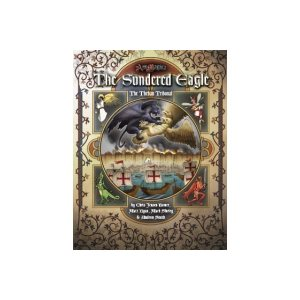 Ars Magica: Sundered Eagle Theban Tribunal (BOOK)