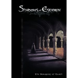 Shadows of Esteren: Roleplaying Game Monastery Of Tuath