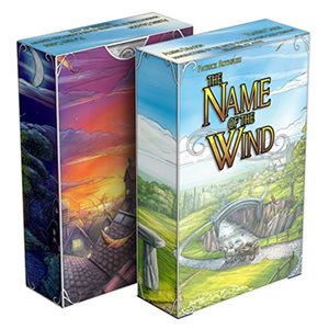 Playing Cards: Name Of The Wind