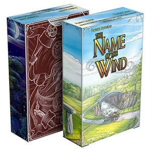 Playing Cards: Name Of Wind Taborlin
