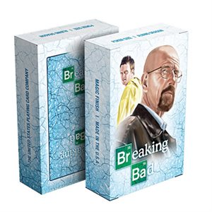 Playing Cards: Breaking Bad Blue