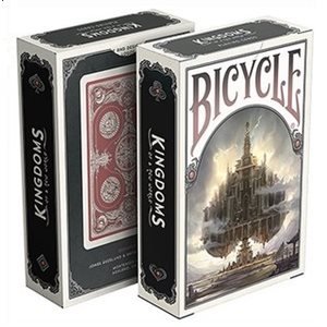 Playing Cards: Kingdoms Red