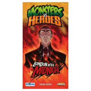 Monsters vs Heroes: London After Midnight