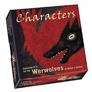 Werewolves Millers Hollow Character