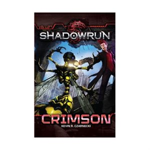 Shadowrun: Crimson Novel (BOOK)