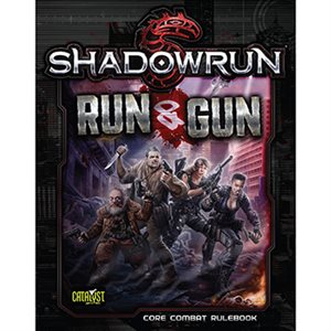 Shadowrun: Run And Gun (BOOK)