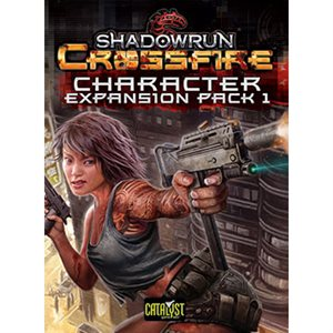 Shadowrun: Crossfire Character Expansion