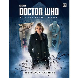 Doctor Who Roleplaying Game: Black Archive (BOOK)