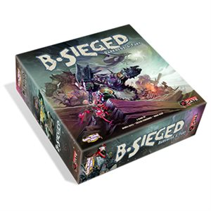 B-Sieged: Darkness & Fury Expansion