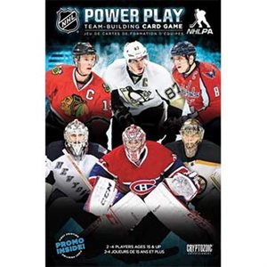 Nhl Power Play Team Building Game