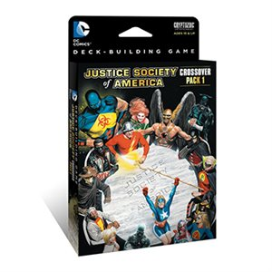 DC Comics DBG Crossover Pack #1