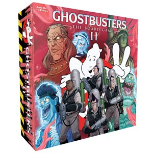Ghostbusters The Board Game 2