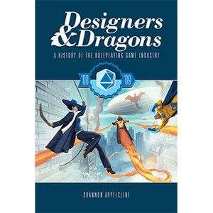 Designers & Dragons The 00S (BOOK)