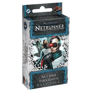 Netrunner LCG: Second Thoughts