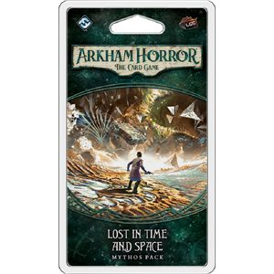 Arkham Horror LCG: Lost in Time and Space *July 6 Release