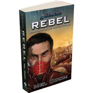 Android Rebel (Novel) (BOOK)
