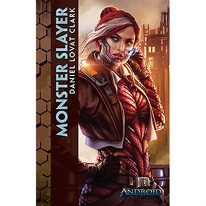 Net Monster Slayer Novella (BOOK)