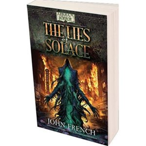 Arkham Lies Of Solace (BOOK)