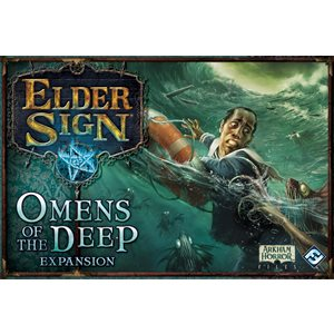 Elder Sign Omens of the Deep *February 23 Release Date
