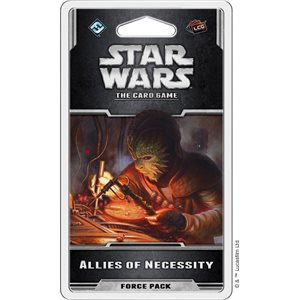 Star Wars Card Game Allies of Necessity