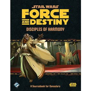 Star Wars Roleplaying Game: Disciples of Harmony