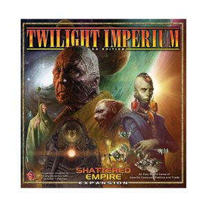 Twilight Imperium: Shattered Empire Expansion