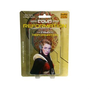 Resistance Coup Reformation 2Nd Ed