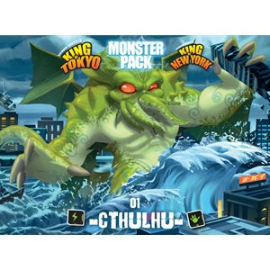King of Tokyo: Monster Pack Cthulhu