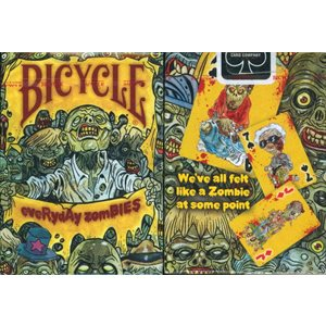 Bicycle Deck Zombie