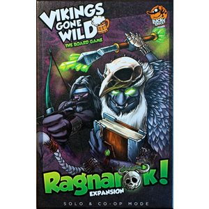 Vikings Gone Wild: Ragnarok Solo / Co-op Expansion