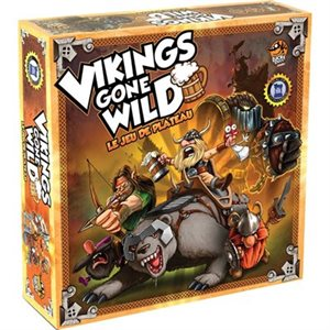 Vikings Gone Wild: The Board Game (FRENCH ONLY)