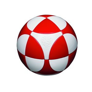 Sphere Red And White Level 1