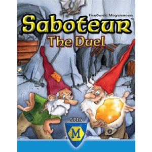 Saboteur The Duel *February 16 release