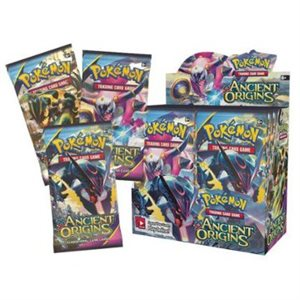 Pokemon: Xy Ancient Origins Booster