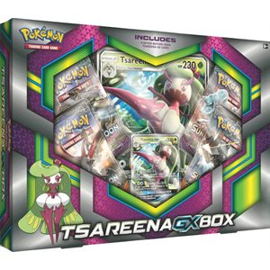 Pokemon: Tsareena GX Box