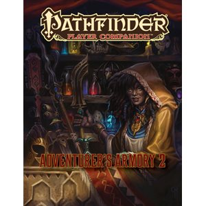 Pathfinder Companion: Adventurer's Armory 2 (BOOK)