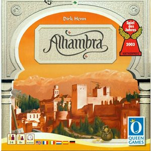 Alhambra (English / French edition)