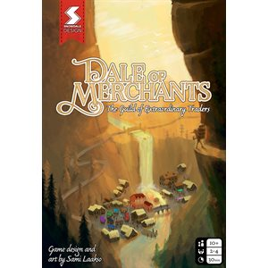 Dale of Merchants: The Guild of Extraordinary Traders