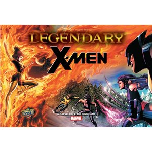 Marvel Legendary DBG: X-Men Expansion