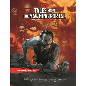 Dungeons & Dragons: Tales from the Yawning Portal (BOOK) *April 4 Release Date