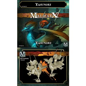 Malifaux 2nd Edition: Ten Thunders: Yasunori