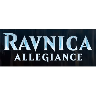 Magic the Gathering: Ravnica Allegiance Booster ^ Jan 25 2019